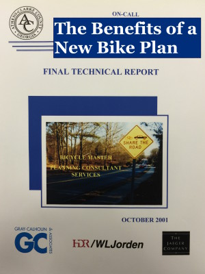 """Fighting"" for a new Bike Plan"